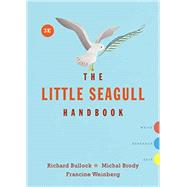 The Little Seagull Handbook 3e with digital registration card for eBook and InQuizitive for Writers by Brody; Bullock; Weinberg, 9780393646313