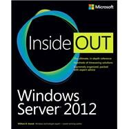 Windows Server 2012 Inside Out by Stanek, William, 9780735666313