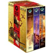 The Kane Chronicles Hardcover Boxed Set by Riordan, Rick, 9781423166313