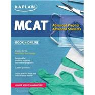 Kaplan MCAT Advanced 2015 by Kaplan, 9781618656315