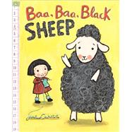 Baa, Baa, Black Sheep by Cabrera, Jane, 9780823436316