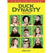 Duck Dynasty Season 6 9780718036317R