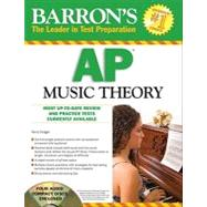 Barron's Ap Music Theory by Scoggin, Nancy, 9780764196317