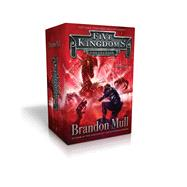 Five Kingdoms Collection Books 1-3 Sky Raiders; Rogue Knight; Crystal Keepers by Mull, Brandon, 9781481476317