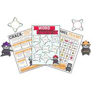 Word Attack Bulletin Board Set by Carson-Dellosa Publishing Company, Inc., 9781483836317