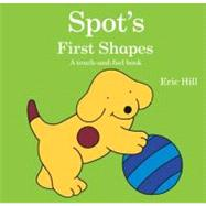 Spot's First Shapes by Hill, Eric; Hill, Eric, 9780399256318