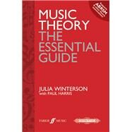 Music Theory by Winterson, Julia; Harris, Paul (CON), 9780571536320