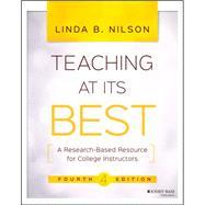 Teaching at Its Best by Nilson, Linda B., 9781119096320