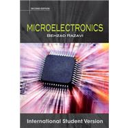 Fundamentals of Microelectronics, 2nd Edition by Razavi, Behzad, 9781118156322