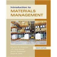 Introduction to Materials Management by Chapman, Steve; Arnold, Tony K.; Gatewood, Ann K.; Clive, Lloyd, 9780134156323