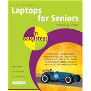 Laptops for Seniors in Easy Steps, Windows 8.1 Edition by Vandome, Nick, 9781840786323