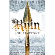 Ruin by Gwynne, John, 9780316386326