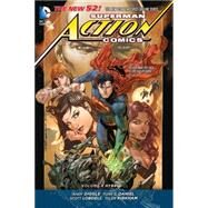 Superman: Action Comics Vol. 4: Hybrid (The New 52) by DIGGLE, ANDYDANIEL, TONY, 9781401246327