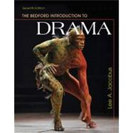 The Bedford Introduction to Drama by Jacobus, Lee A., 9781457606328