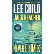 Never Go Back (with bonus novella High Heat) by Child, Lee, 9780440246329