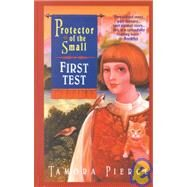 First Test by Pierce, Tamora, 9780786236329