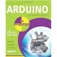 Arduino in Easy Steps by Yarnold, Stuart, 9781840786330
