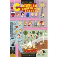 Charlie and the Chocolate Factory by Dahl, Roald, 9780143106333