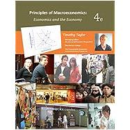 Principles of Macroeconomics by Timothy Taylor, 9780996996334