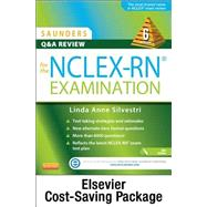 Saunders Q & A Review for the NCLEX-RN Examination Pageburst on VitalSource Access Code + Saunders Q & A Review for the NCLEX-RN Examination Evolve Access Code by Silvestri, Linda Anne, 9780323356336