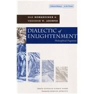 Dialectic of Enlightenment by Horkheimer, Max, 9780804736336
