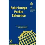 Solar Energy Pocket Reference by Thorpe; David, 9781138806337