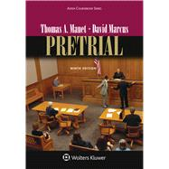 Pretrial 9e by Mauet,  Thomas A., 9781454856337