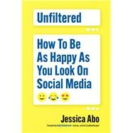 Unfiltered by Abo, Jessica; Rutherford, Kelly, 9781599186337