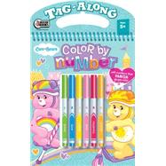 Tag Along Color by Number - Care Bears: Play Day by Mersereau, Bill, 9781770666337