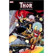 Thor by Walter Simonson Omnibus by Simonson, Walter, 9780785146339