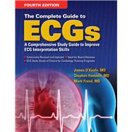 Complete Guide to Ecg's by O'Keefe, James H., M.D.; Hammill, Stephen C., M.D.; Freed, Mark, S., M.D., 9781284066340