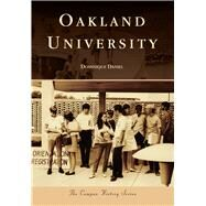 Oakland University by Daniel, Dominique, 9781467126342