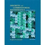 Discrete and Combinatorial Mathematics by Grimaldi, Ralph P., 9780201726343