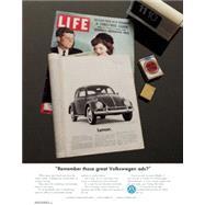 Remember Those Great Volkswagen Ads? by Abbott, David; Marcantonio, Alfredo; O'driscoll, John, 9781858946344