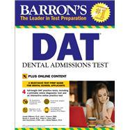 Barron's Dat by Dirienzo Ph.d., Joseph; Cornell, Nicole D.; Hines Dds, Edwin H.; Swartwood C.phil., John; Wallace Ph.d., J. Shield, 9781438006345