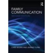 Family Communication by Segrin; Chris, 9780415876346