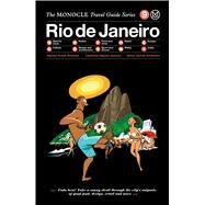 The Monocle Travel Guide Rio De Janeiro by Brûlé, Tyler; Tuck, Andrew; Alagiah, Matt, 9783899556346