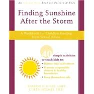 Finding Sunshine After the Storm by McGee, Sharon A., 9781572246348