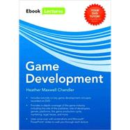 Game Development by Infinity Science Pr, 9780763776350