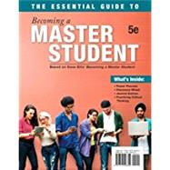 The Essential Guide to Becoming a Master Student by Ellis, Dave, 9781337556354