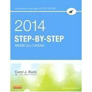 Step-by-Step Medical Coding, 2014 by Buck, Carol J., 9781455746354