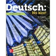 Deutsch: Na klar! An Introductory German Course (Student Edition) by Di Donato, Robert; Clyde, Monica, 9780073386355