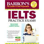 Ielts Practice Exams by Lougheed, Lin, 9781438076355
