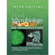 Food Microbiology: An Introduction by Montville, Thomas J., 9781555816360