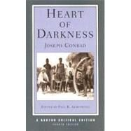 Heart of Darkness NCE 4E PA by Conrad,Joseph, 9780393926361