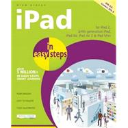 iPad in Easy Steps Covers iOS 8 by Provan, Drew, 9781840786361