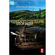 Carbon Capture and Storage by Rackley, Stephen A., 9781856176361