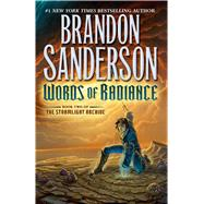Words of Radiance by Sanderson, Brandon, 9780765326362