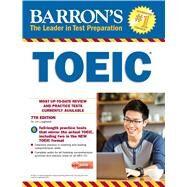 Barron's Toeic by Lougheed, Lin, 9781438076362