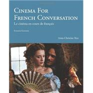 Cinema for French Conversation by Rice, Anne-Christine, 9781585106363